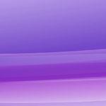 紫の波動が緩やかに流れる空間20190807