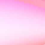 桃色に輝くエネルギー波動