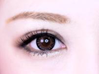 美しい女性の純粋な視線