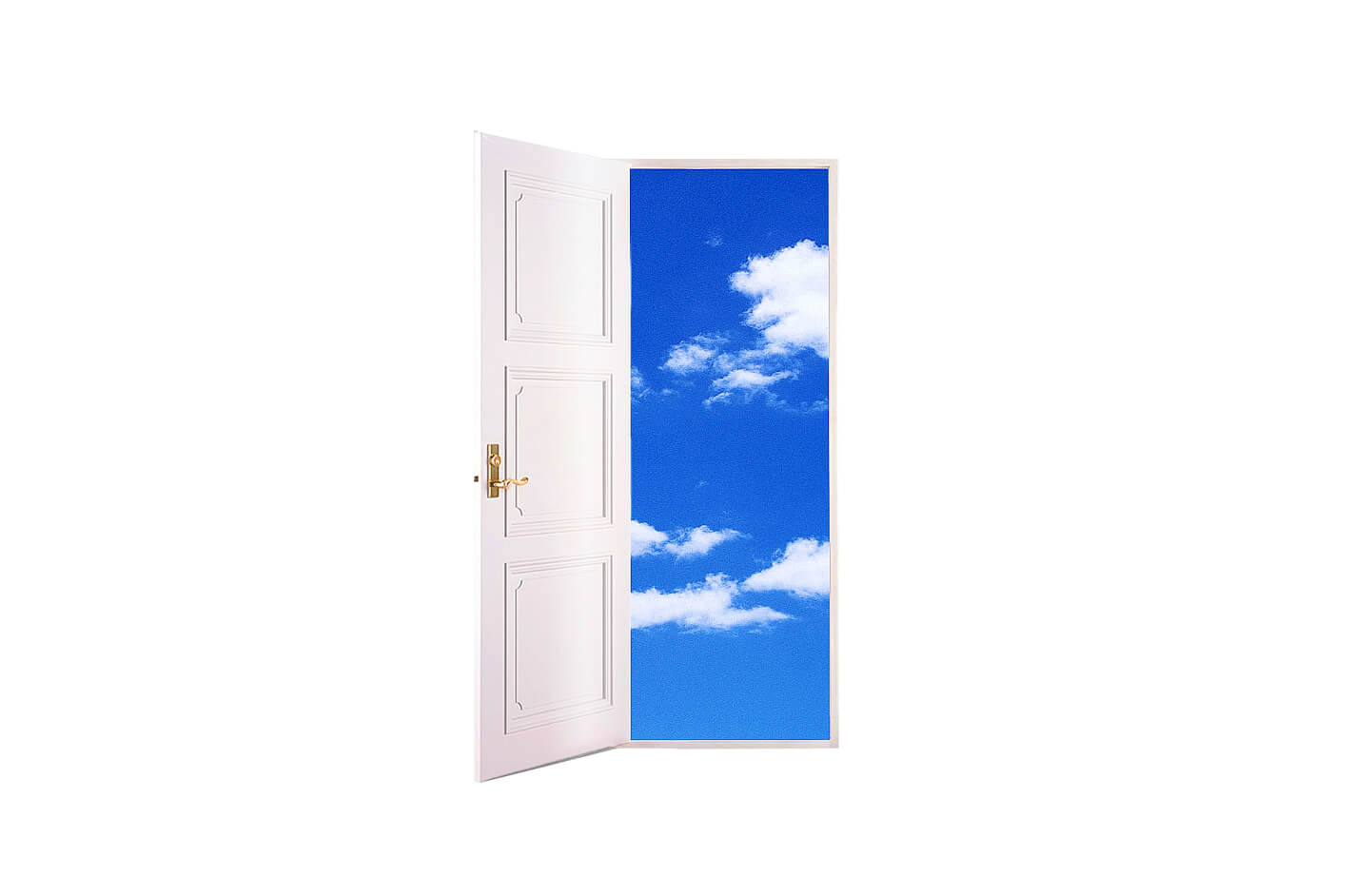 新しい世界への扉